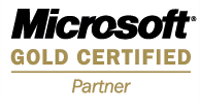 Finsbury Solutions is a Microsoft Gold Certified Partner